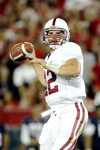 Stanford's Andrew Luck
