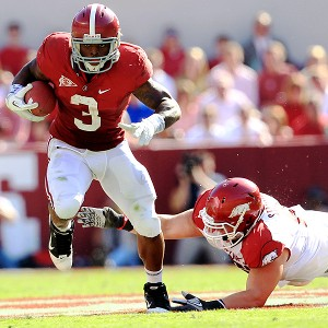 Alabama's Trent Richardson