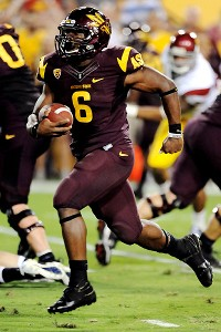 Arizona State's Cameron Marshall