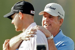 Jay and Bill Haas