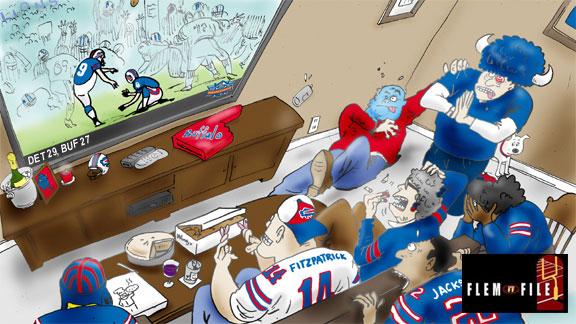 Bills and Bills fans