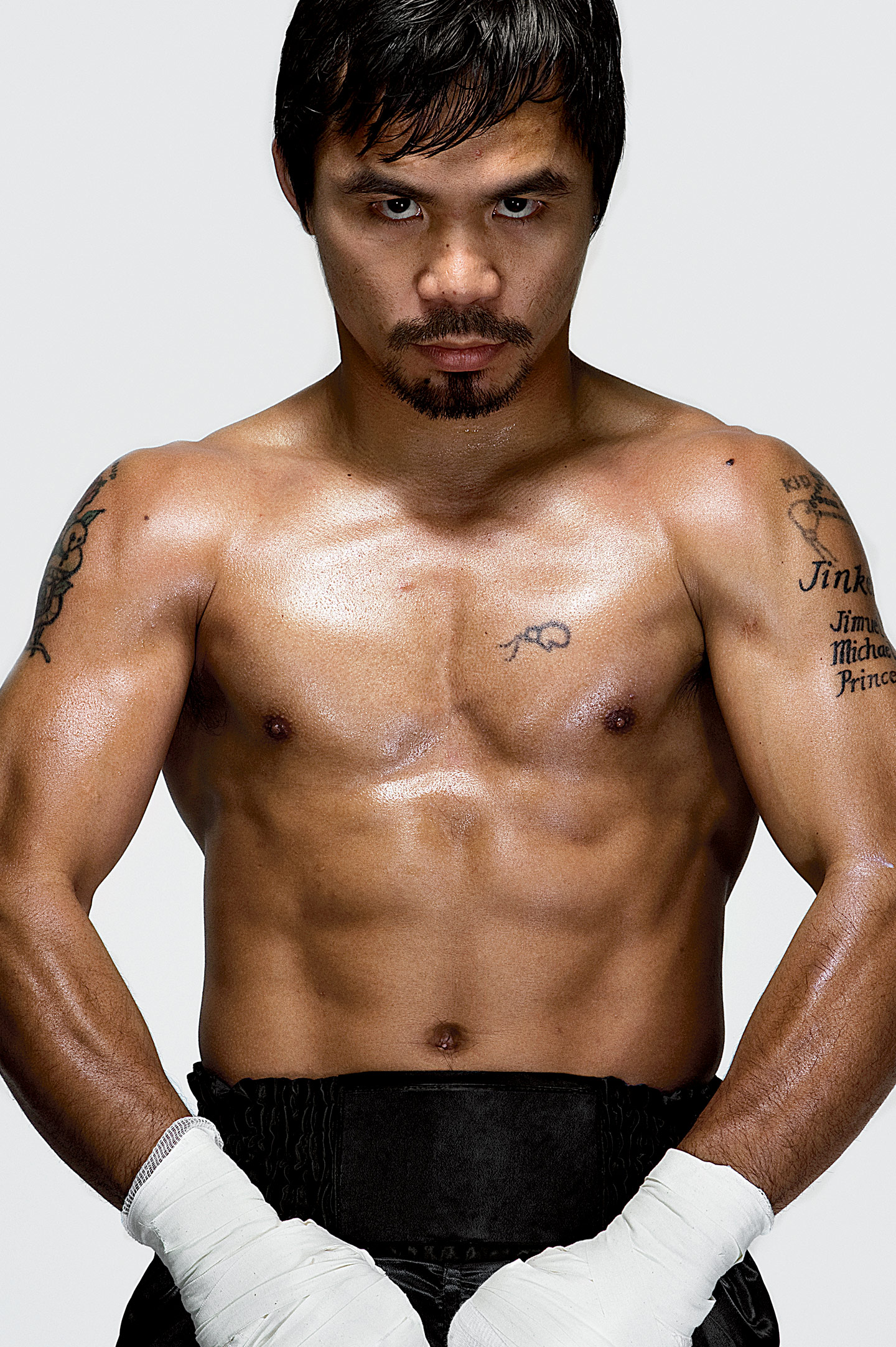 Manny Pacquiao - ESPN The Magazine: Bodies We Want 2009 - ESPN