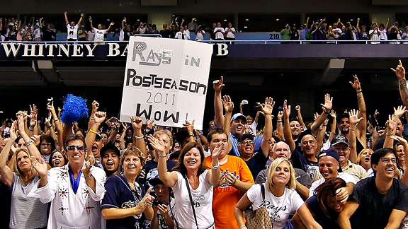 Rays Fans
