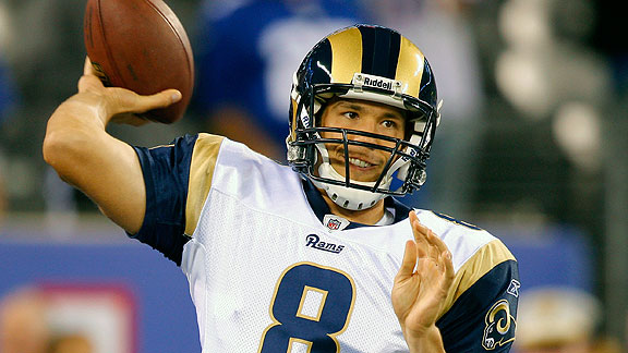 Sam Bradford