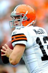 Cleveland's Colt McCoy
