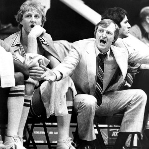 Larry Bird & Bill Hodges