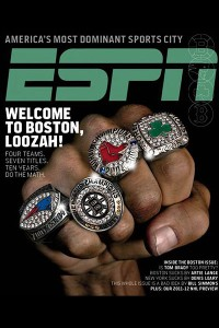 ESPN Magazine Boston