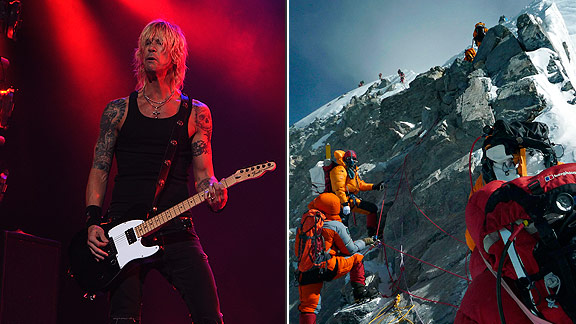 McKagan/Climbers