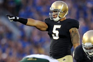 Notre Dame's Manti Te'o