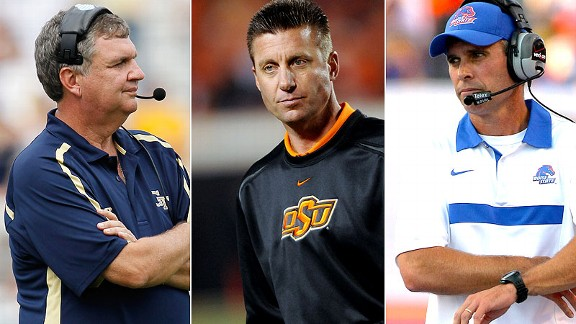 Paul Johnson/Mike Gundy/Chris Petersen