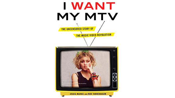 MTV Book Cover