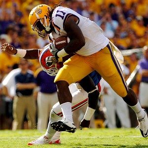 LSU's Spencer Ware