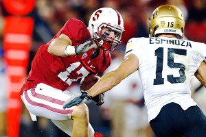 Stanford Cardinal wide receiver Griff Whalen