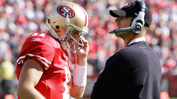 Alex Smith, Jim Harbaugh