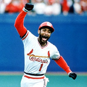 St. Louis' Ozzie Smith