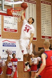 Gatorade Kansas Boys Basketball Player of the Year Perry Ellis
