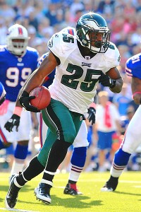 Philadelphia Eagles running back LeSean McCoy