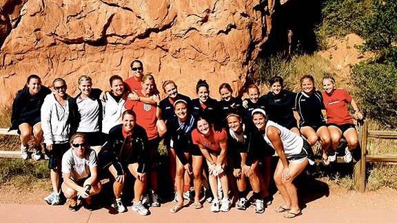 USA field hockey team
