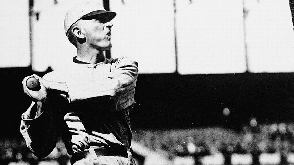 'Shoeless' Joe Jackson committed no errors and hit the lone home run of the Series for the White Sox.
