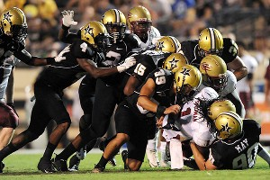 Vanderbilt Commodores defenders