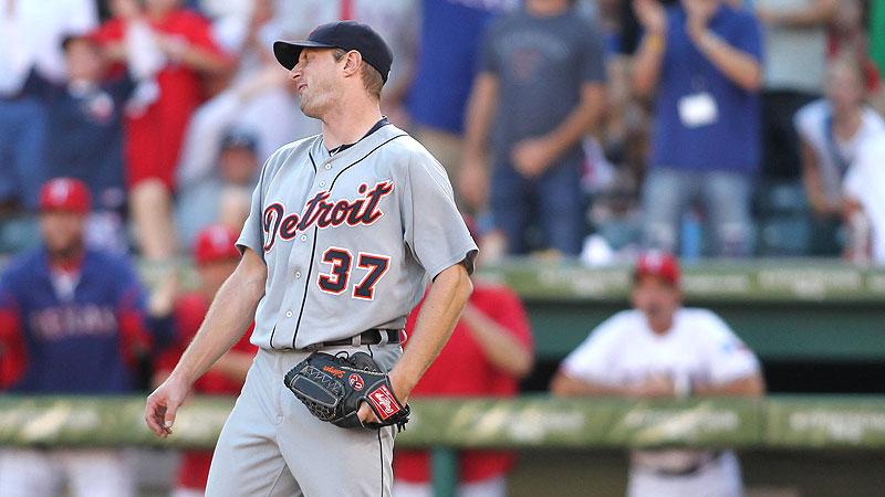 Rangers v Tigers