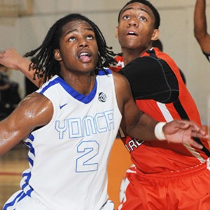 Shaq Goodwin, Jabari Parker, Simeon, ESPNHS, POWERADE FAB 50, Mr. Basketball USA