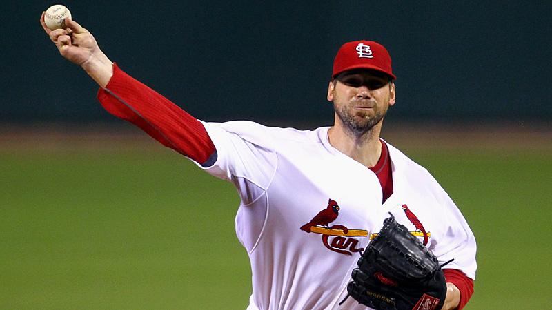 Best starting pitcher: Chris Carpenter