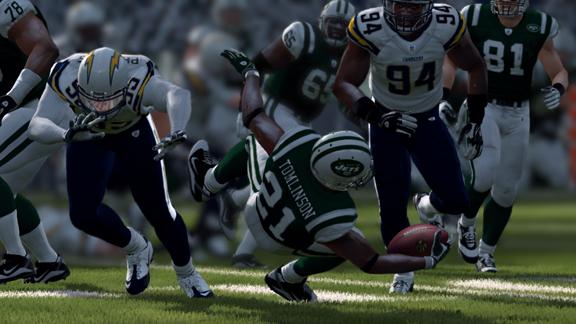 San Diego vs. NY Jets