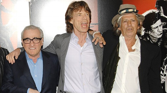 Mick Jagger and Martin Scorsese Team Up With HBO, Cocaine