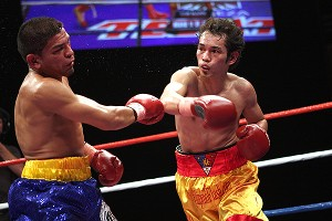 Nonito Donaire and Rafael Concepcion