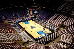 Empty Amway Arena