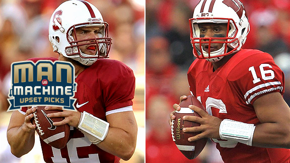 Andrew Luck/Russell Wilson