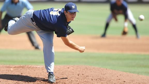Lucas Giolito, Area Code Baseball, Milwaukee Brewers