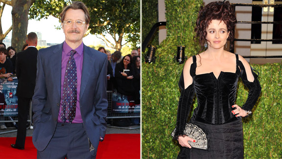 Gary Oldman, Helena Bonham