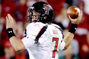 Texas Tech's Seth Doege