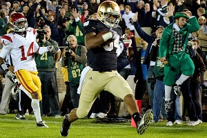 Notre Dame's George Atkinson III