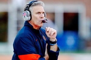 Illinois' Ron Zook