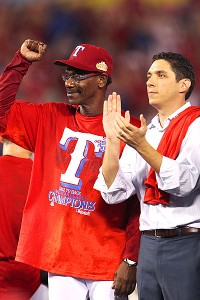 Ron Washington and Jon Daniels