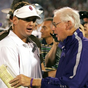 Bob Stoops and Bill Snyder