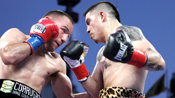 Urbano Antillon and Brandon Rios