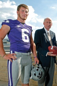Tate and Bill Snyder