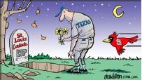 World Series Illustration