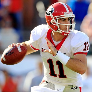Georgia's Aaron Murray