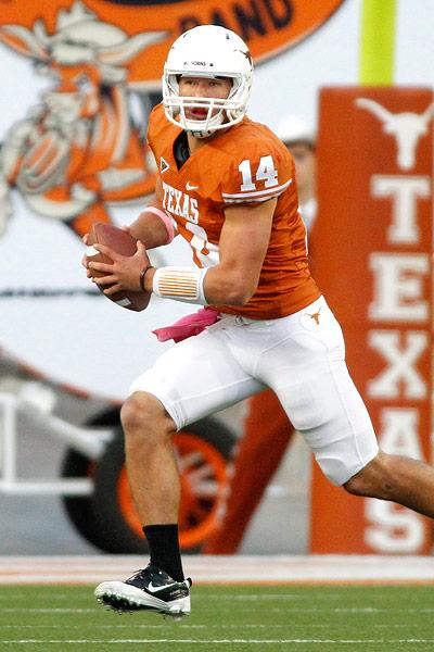 HornsNation: Easy win over Kansas gets Texas ready for ... Hornsnation