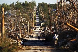 Joplin devastation