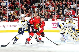 Blackhawks vs Predators