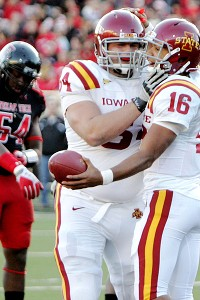 Iowa State's Jarred Barnett