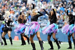 Seattle Cheerleaders