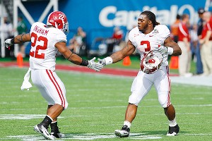 Mark Ingram, Trent Richardson