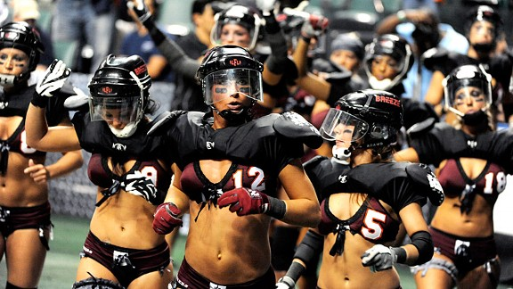 Angela isn t the only lfl player from royal football genes the tampa